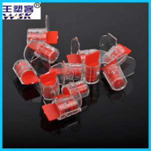 High Security Red Plastic Meter Seal