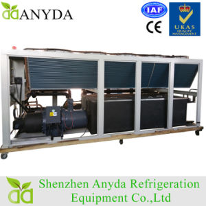 Industrial Air Cooled Screw Chiller Brand with Tank and Pump pictures & photos