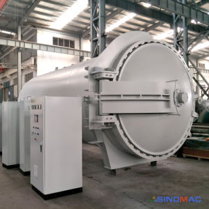 Composite Curing Autoclave with Engineers Available to Service pictures & photos