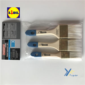 Fy Blue Tip Set of Paint Brush- Powerfix Lidl pictures & photos