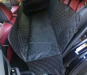 Hot Selling /Quilted Original Pet Dog Car Seat Cover /Waterproof, Non-Slip (KDS004) pictures & photos
