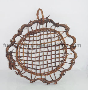 Round Shaped Rattan Garden Decoration pictures & photos
