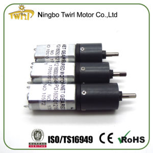 16mm Diameter Planetary Gearmotor pictures & photos