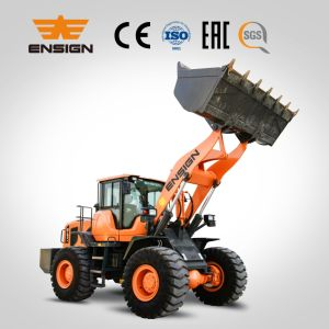 4 Ton Chinese Brand Wheel Loader Ensign Yx646 pictures & photos