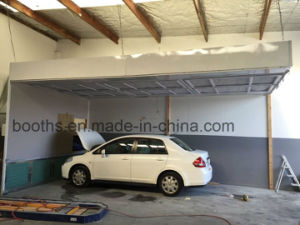 Popular Car Prep Station Spray Booth Paint with Good Price pictures & photos