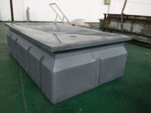 Popular Floating Pontoon Bridge Polyethylene Floats for Boats pictures & photos