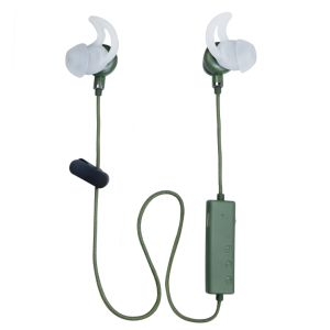 Wireless & Wired Bluetooth Earphones with Active Noise Cancelling