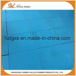 Recycled Rubber Floor Tile Sheet for Fitness Center pictures & photos