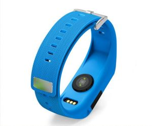 OLED Display Sleep Monitor Bluetooth Heart Rate Smart Wristband Pedometer Fitness Activity Tracker pictures & photos