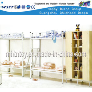 Combination Student Desk and Chair Set Furniture (HF-08005) pictures & photos