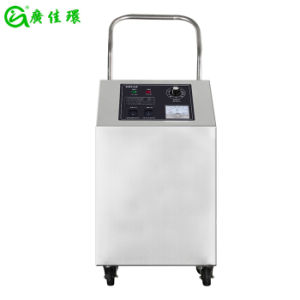 Stainless Steel Mobile Multifunction Water Ozonator pictures & photos