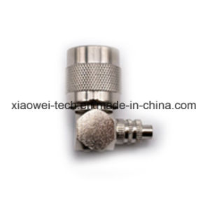TNC Male Right Angle RF Coaxial Connector pictures & photos