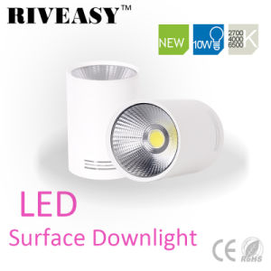 10W LED COB Surface Mounted Downlight White LED Lighting SMD pictures & photos