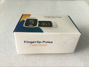 Ce Approved High Qualified Medical Handheld Fingertrip Oximeter Pulse Monitor pictures & photos
