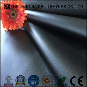 PVC Synthetic Leather for Shoes/Slipper Upper&Lining pictures & photos