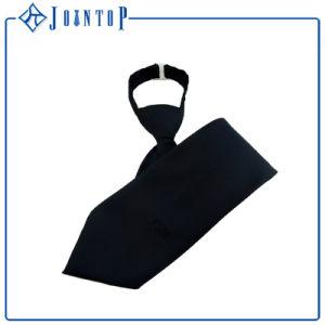 Classic Black Men Zipper Tie Custom Clip Tie pictures & photos