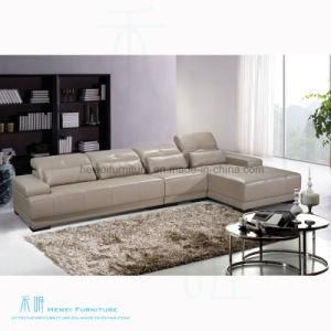 Modern Living Room Corner Sofa for Home (HW-A6008S)