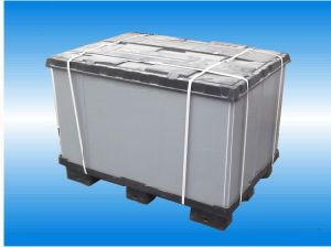Plastic Coaming Antistatic PP Hollow Turnover Corrugated Boxes pictures & photos