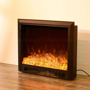 Ce Approved Furniture Electric Fireplace LED Light Heater (A-801S) pictures & photos