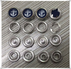 9mm Pearl Snap Button Snap Fastener for Garment