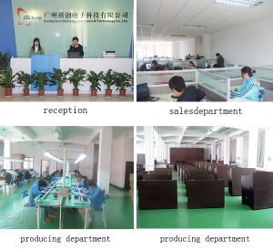 P7.62 Indoor Full Color LED TV Wall Screen pictures & photos
