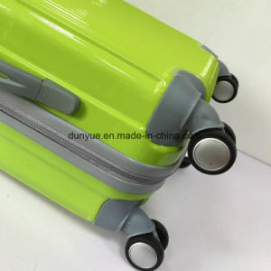 Factory Make ABS and PC Material Hard Cover Luggage Suitcase, Promotion OEM Super Light Trolley Bag Case pictures & photos