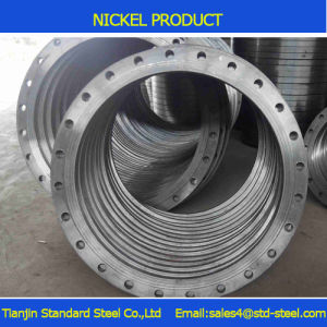 High Nickel Threaded Flange Uns N07718 Inconel 718 pictures & photos