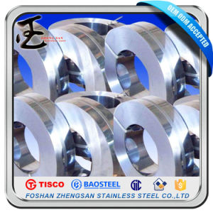 Grade 304 Cold Rolled Steel Strips for Cutlery pictures & photos