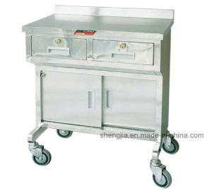Sjt047 Anesthesia Instrument Cart