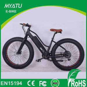 26′′ 4.0 Tire Mountain Electric Vehicle Motor 500W 8 Fun pictures & photos
