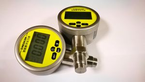 MD-S280p Pure Oxygen Gas Digital Pressure Gauge pictures & photos