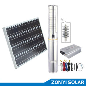 Family DC Solar Water Brushless Pump pictures & photos