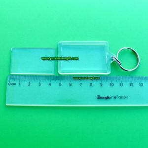Blank Acrylic Keychain pictures & photos