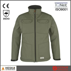 Low Price Mens Active Softshell Jacket pictures & photos