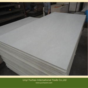 Top Grade High Quality Bleach Poplar Plywood pictures & photos