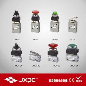 Jm Series Pneumatic Mechanical Valve pictures & photos