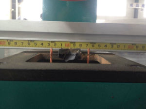 Wood Furniture Automatic Single Head Hinge Boring Machine (F65-1J) pictures & photos