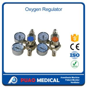 Surgical Ventilator Machine for Intensive Care Units with Air Compressor pictures & photos