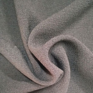 Plain Comfortable Filling Material Fabric pictures & photos
