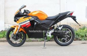 Fast Speed 120km/H Electric Motorcycle 5000watt Lithium Battery pictures & photos
