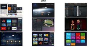Full Arabic, Europe, Sports Channels Dual OS UHD IPTV/Ott TV Box pictures & photos