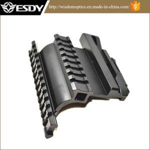 Esdy Tactical Quick Detach Double Weaver Rail Side Mounts pictures & photos