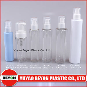 240ml Pet Plastic Cylinder Bottle with Spray Pump (ZY01-B060) pictures & photos
