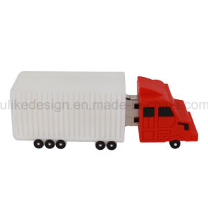 PVC Track Car Model USB Flash Drive (UL-PVC034-02) pictures & photos
