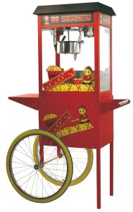 Colour Customized Industrial Popcorn Maker Machine for Sale pictures & photos