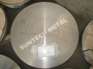 Titanium Carbon Steel Bimetallic Explosive Welding Clad Metal Plate pictures & photos