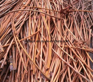 high purity Copper Wire Scrap 99.9% min / Copper Scrap MillBerry pictures & photos