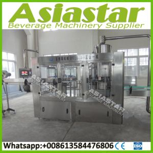 Automatic Bottle Water Filling Machine Liquid Filling Machinery pictures & photos