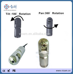 360 Degree Rotation Camera Waterproof Well Camera of Pipe Inspection V8-3288PT-2 pictures & photos