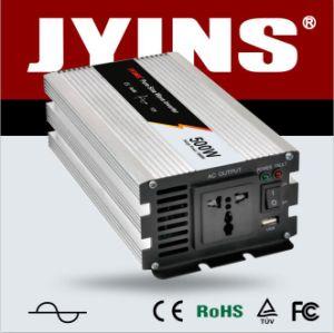 500watt 12V/24V/48V DC to AC 100V/110V/120V Solar Power Inverter pictures & photos
